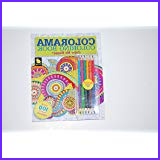 Colorama Adult Coloring Books Inspirational Photos Amazon Colorama Coloring Book for Adults with 12