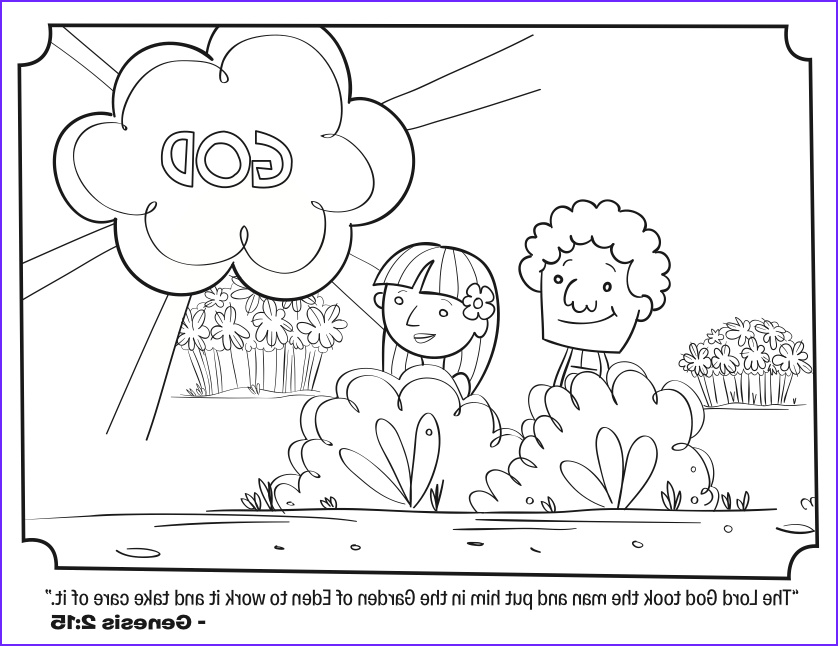 Coloring Activity Elegant Photos Adam and Eve Bible Coloring Pages