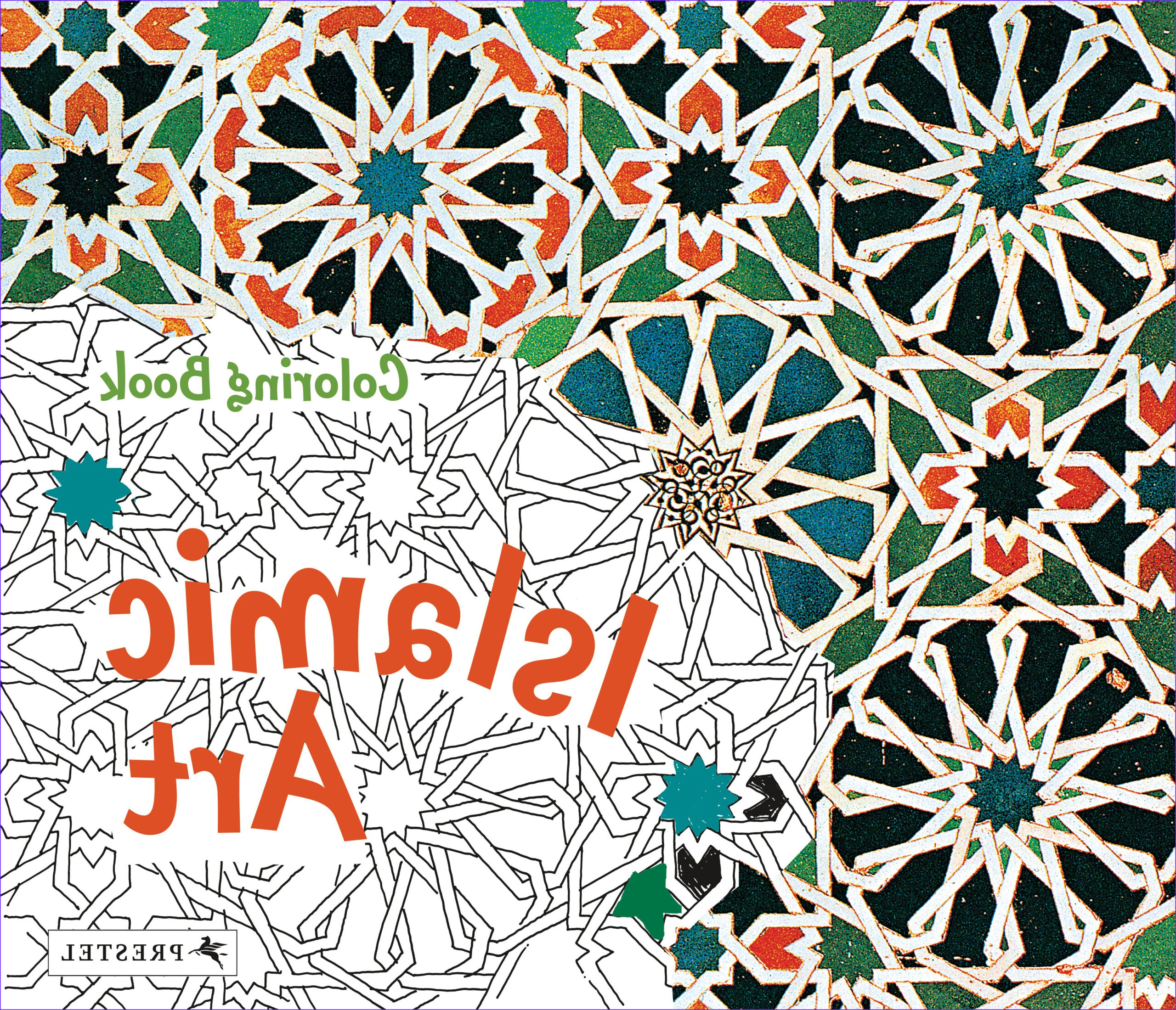 Coloring Art Books Inspirational Photos Annette Roeder Coloring Book islamic Art Prestel