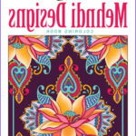 Coloring Book Barnes And Noble Beautiful Collection Mehndi Designs Coloring Book By Marty Noble Paperback