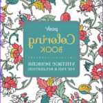Coloring Book Barnes And Noble New Collection Posh Coloring Book Vintage Designs For Fun & Relaxation