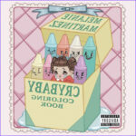 Coloring Book Barnes And Noble New Stock Cry Baby Coloring Book By Melanie Martinez Paperback