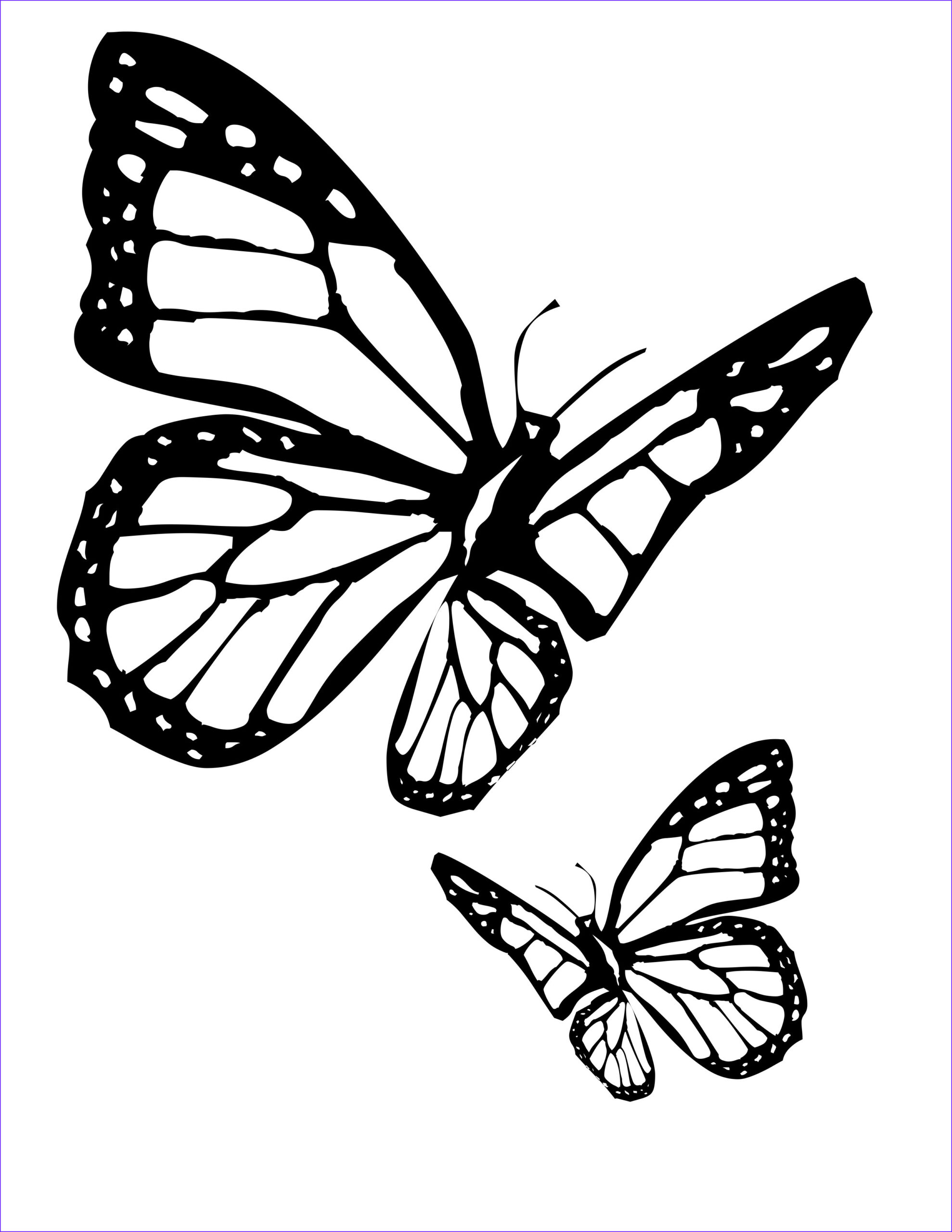 Coloring Book butterfly Beautiful Images butterfly Coloring Pages
