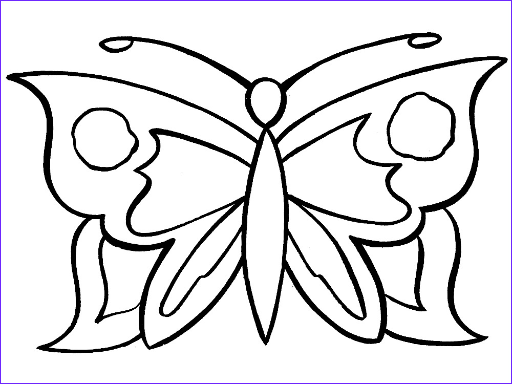 Coloring Book butterfly Elegant Photos butterfly Coloring Pages for Kids