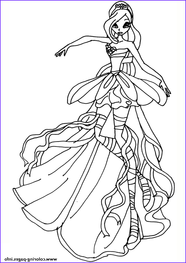 Coloring Book Clubs Beautiful Photos Print Bloom Harmonix Winx Club Coloring Pages