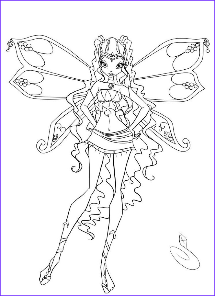 Coloring Book Clubs Cool Images Winx Club Coloring Pages Google Search