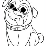 Coloring Book Dog Elegant Image Puppy Dog Pals Coloring Pages To And Print For Free
