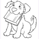 Coloring Book Dog Luxury Collection Free Printable Dog Coloring Pages For Kids