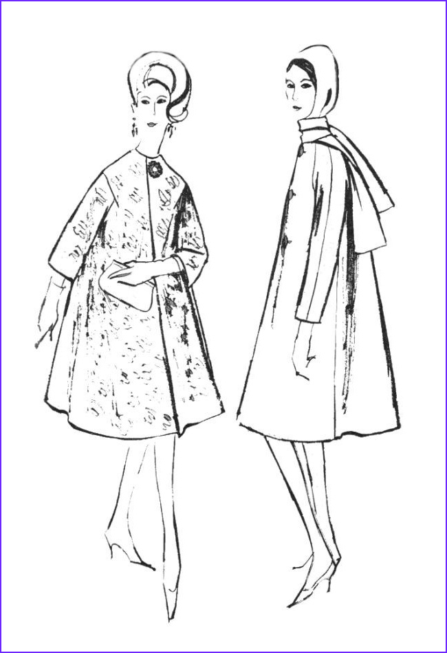 Coloring Book Drawings New Photos Fashion Coloring Pages