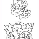 Coloring Book Flowers Best Of Images Flower Coloring Pages