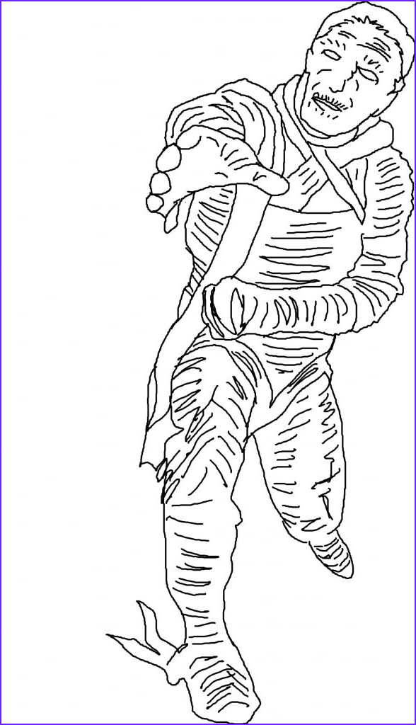 Coloring Book Pages for Kids Best Of Collection Free Printable Mummy Coloring Pages for Kids