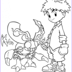 Coloring Book Pages For Teenagers Beautiful Stock Free Printable Digimon Coloring Pages For Kids