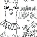 Coloring Book Pages For Teenagers Best Of Gallery Llama Coloring Pages Best Coloring Pages For Kids