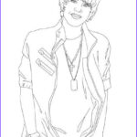 Coloring Book Pages For Teenagers Elegant Photography Justin Bieber Smiling Colouring Page Printable For Kids