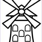 Coloring Book Pages For Teenagers Unique Images How To Draw Windmill Coloring Windmill Windmill Coloring