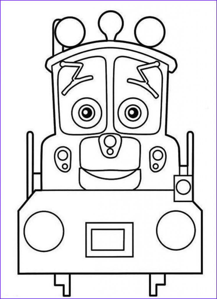 Coloring Book Pages Free Elegant Photos Free Printable Chuggington Coloring Pages for Kids