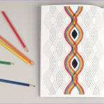 Coloring Book Pencils Cool Photos Brain Science Coloring For Agility And Fast Learning And