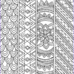 Coloring Book Pens Luxury Collection Gel Pen Coloring Pages At Getcolorings