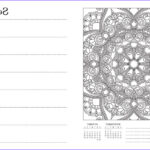 Coloring Book Planner Luxury Gallery Posh Coloring 2015 2016 Monthly Weekly Planning
