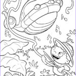 Coloring Book Printing Luxury Photography Little Einsteins Coloring Pages