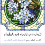 Coloring Book Subscription Beautiful Gallery Coloring Book For Adults Stress Relieving Stained Glass
