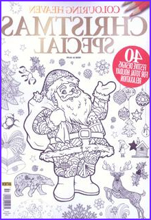 Subscribe to COLOURING HEAVEN Magazine Subscription