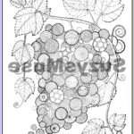 Coloring Book Subscription Inspirational Photography Adult Coloring Book Page Digital Weekly Subscription
