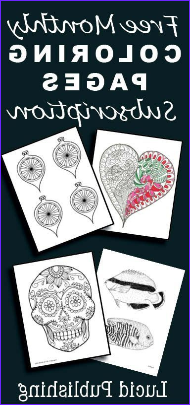 Coloring Book Subscription Unique Stock Free Monthly Coloring Page Subscription