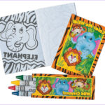 Coloring Books And Crayons Inspirational Image Mini Coloring Book And Crayon Set
