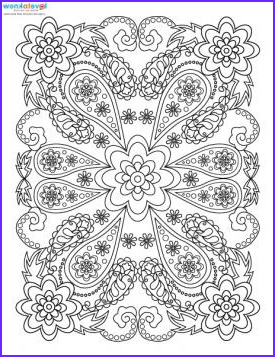 Coloring Books for Anxiety New Images Adult Coloring Pages for Stress Relief