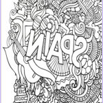 Coloring Books For Anxiety New Stock Anti Stress Coloring Pages For Adults Free Printable Anti