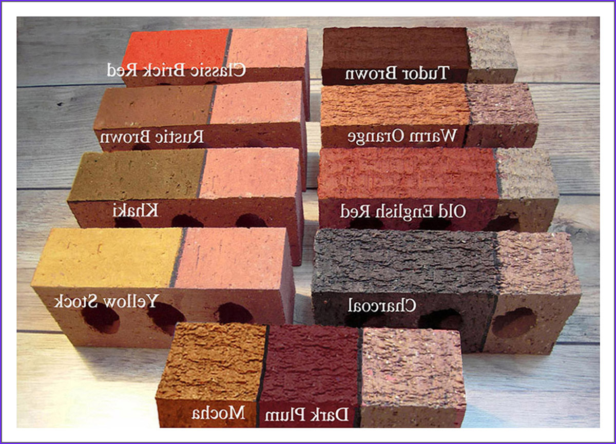 Coloring Bricks Unique Collection Brick Stain and Masonry Staining From Dyebrick Brick
