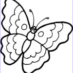 Coloring Butterflies Best Of Collection Free Printable Butterfly Coloring Pages For Kids