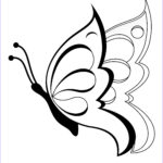 Coloring Butterflies Unique Images Free Printable Butterfly Coloring Pages For Kids