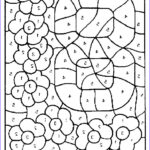 Coloring by Number Best Of Collection Color by Number Coloring Pages