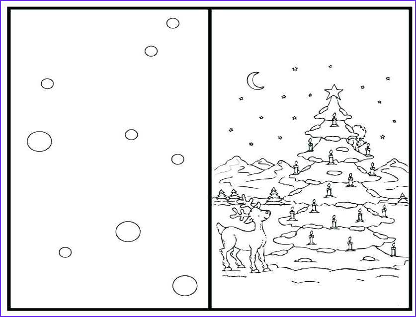 Coloring Christmas Cards Inspirational Images 38 Joyful Coloring Christmas Cards