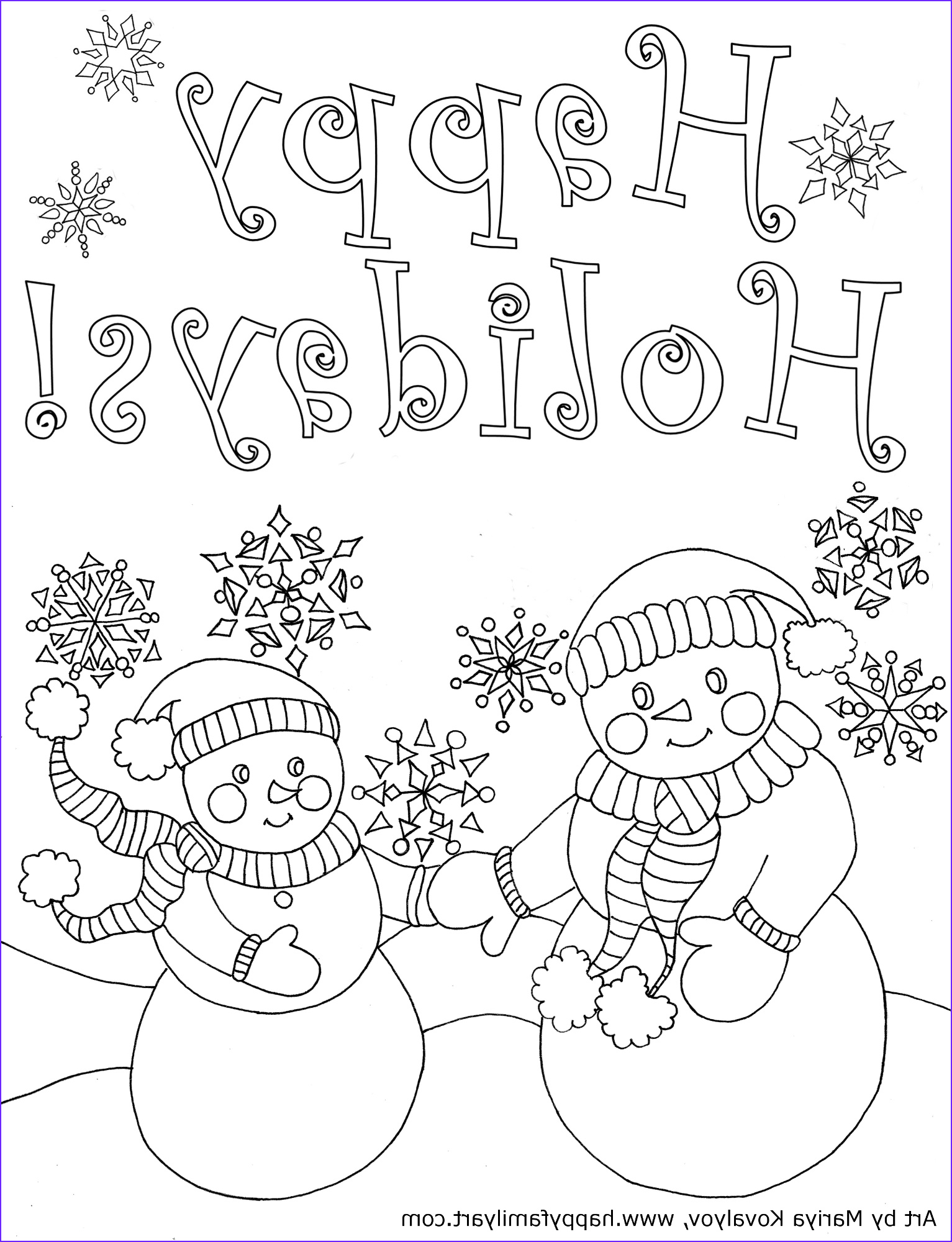 Coloring Christmas Cards Luxury Photos Happy Family Art original and Fun Coloring Pages
