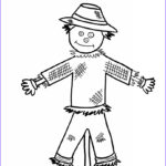 Coloring Clip Art Cool Gallery Free Printable Scarecrow Coloring Pages For Kids