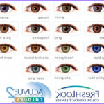 Coloring Contacts Beautiful Image How To Choose Coloured Contact Lenses