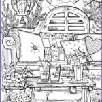 Coloring Creative Beautiful Images Creative Haven Summer Scenes Coloring Book