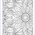 Coloring Designs For Adults Beautiful Image Free Printable Abstract Coloring Pages For Adults