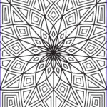 Coloring Designs For Adults Beautiful Images These Printable Mandala And Abstract Coloring Pages