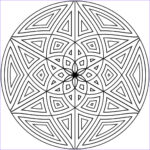 Coloring Designs For Adults Best Of Photos Free Printable Geometric Coloring Pages For Adults