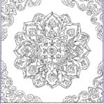 Coloring Designs For Adults Cool Image Free Printable Abstract Coloring Pages For Adults