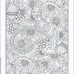 Coloring Designs For Adults Elegant Photos Flower Designs Coloring Book