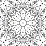 Coloring Designs For Adults Inspirational Stock 25 Coloring Pages Including Mandalas Geometric Designs Rug