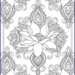Coloring Designs For Adults New Gallery Wel E To Dover Publications Creative Haven Magnificent