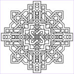 Coloring Designs For Adults Unique Photos Free Printable Geometric Coloring Pages For Kids