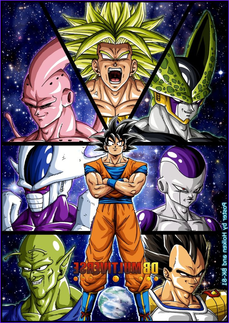 Coloring Dragonball Z Inspirational Photos Dbm Goku S Enemies Colored by Bk 81 by Dbzwarrior