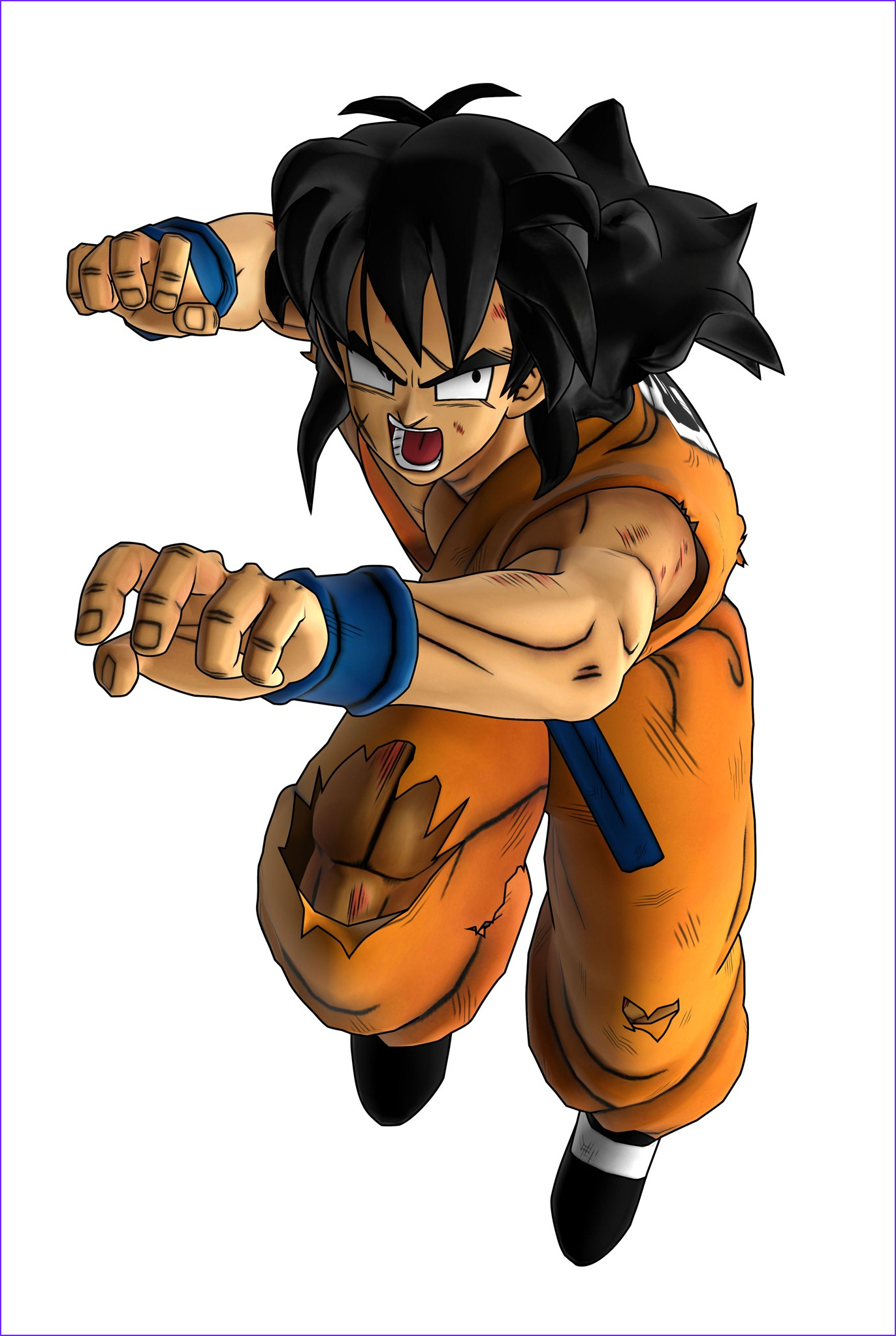 Coloring Dragonballz Luxury Collection Yamcha Dragon Ball Fighterz
